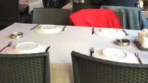 Kilis Zade Restoran Dekorasyon
