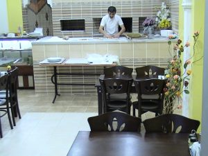 Pide Salonu Masa Sandalye